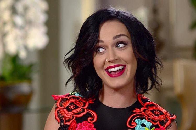 Katy Perry da su apoyo a la candidata Hillary Clinton. (Foto Prensa Libre: Today.com)
