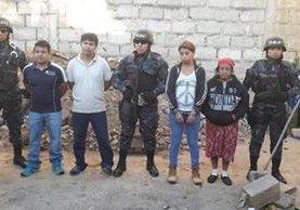 Familiares de la niña de 6 años que fue encontrada muerta en octubre, quedaron ligados a proceso. (Foto Prensa Libre: Hemeroteca PL)