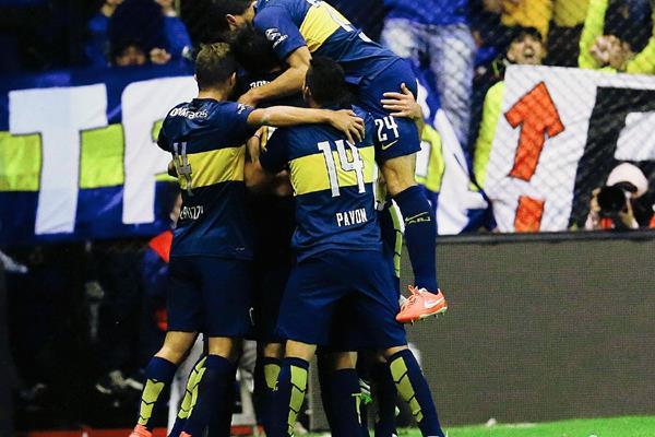 El club argentino visitará Costa Rica. (Foto Prensa Libre: Hemeroteca PL)