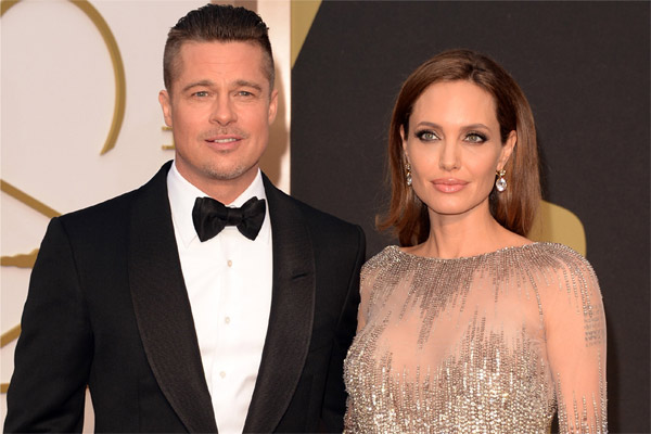 Medios aseguran que Brad Pitt y Angelina Jolie están a un paso de la reconciliación. (Foto Prensa Libre: tomada de internet).