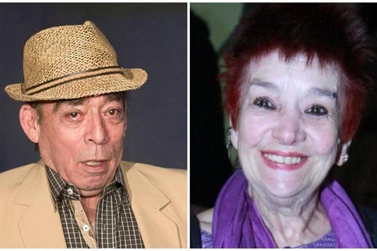 Alberto Rojas y María Luisa Alcalá fallecieron hoy domingo. (Foto Prensa Libre: Hemeroteca PL)