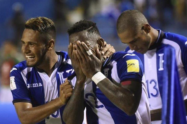 Honduras se mantiene con vida en la clasificación al Mundial de Rusia 2018. (Foto Prensa Libre: BBC)