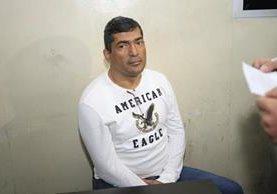 Haroldo Mendoza Matta es hermano de Miltón Mendoza, exdirigente de la Federación Nacional de Fútbol. (Foto Prensa Libre: Hemeroteca PL)