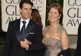 La madre del actor falleció a los 80 años.