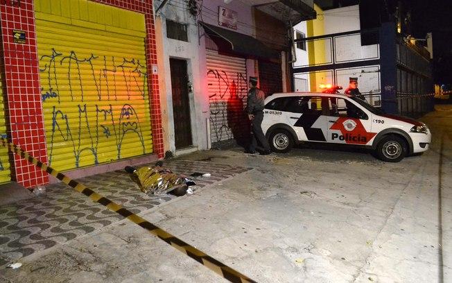 Esta es la vivienda donde fueron hallados los cadáveres. (Foto:ultimosegundo.ig.com.br).