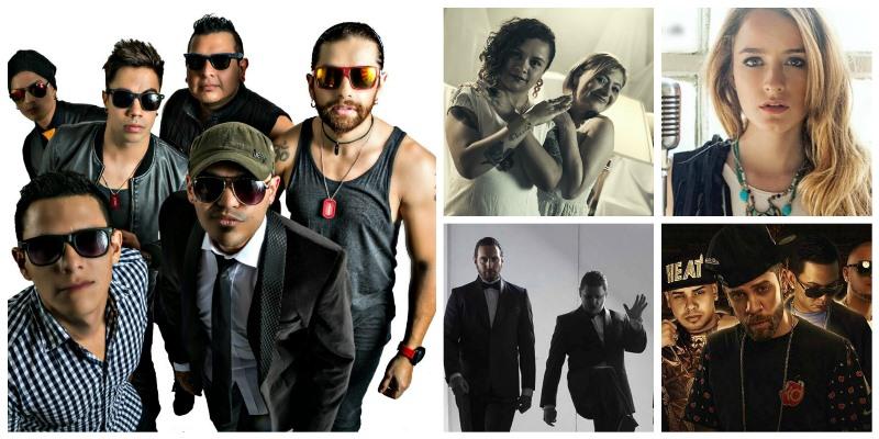 Gangster presenta su nuevo sencillo junto al grupo Los Rabanes.