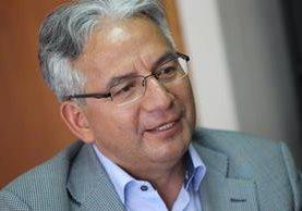 Su mayor experiencia ha sido en el sector financiero como presidente de un banco. (Foto Prensa Libre: Esbin García)