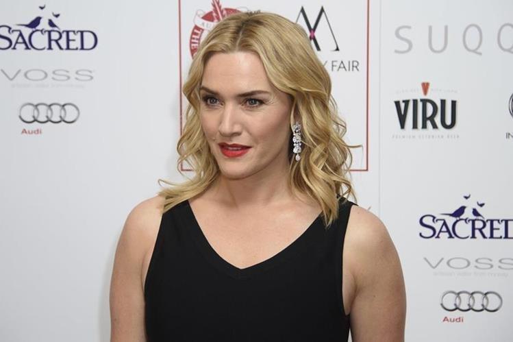Kate Winslet será parte de la franquicia Avatar, que regresará con una nueva película en 2020 (Foto Prensa Libre: AP).