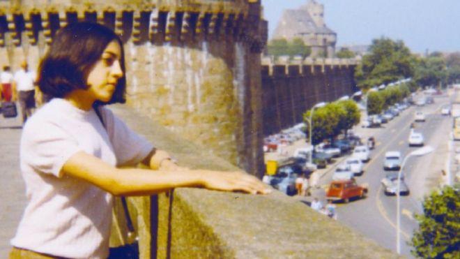 Diana era una adolescente de 16 años cuando quedó embarazada de su bebé. RONACHAN FILMS/DIANA DEFRIES