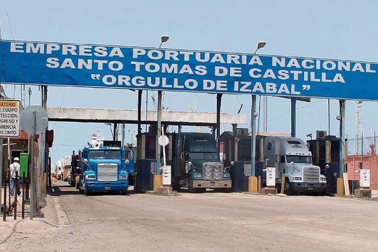 Gestores y autoridades alcanzaron un acuerdo para reabrir las aduanas en Puerto Quetzal y en Puerto Santo Tomás de Castilla.(Foto Prensa Libre: Hemeroteca PL)