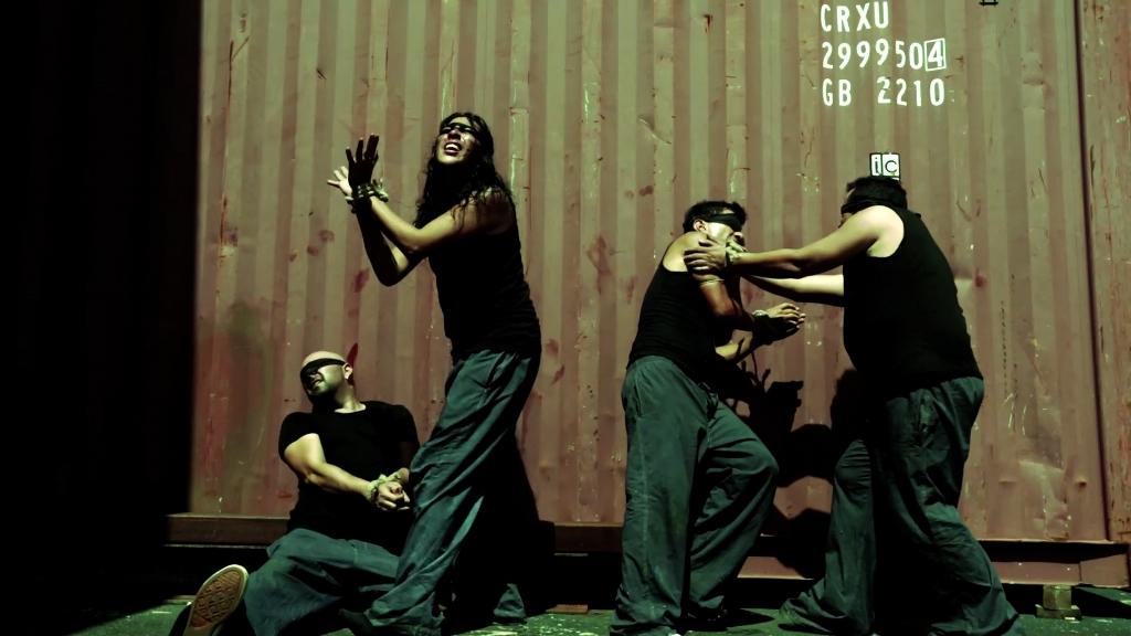Viernes Verde grabó el videoclip del tema Mil pedazos en Miami. (Foto Prensa Libre: Viernes Verde)