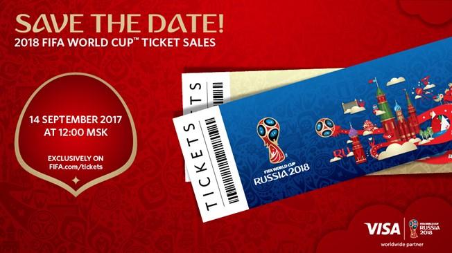 La Fifa anunció en su página web la próxima venta de las entradas. (Foto Prensa Libre: Fifa.com)