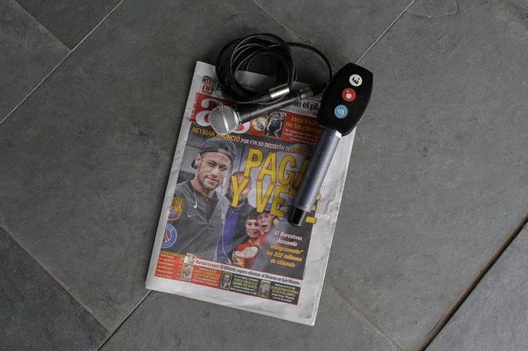 Compra de Neymar es una táctica política de Qatar, dicen expertos. (Foto Prensa Libre: AP)