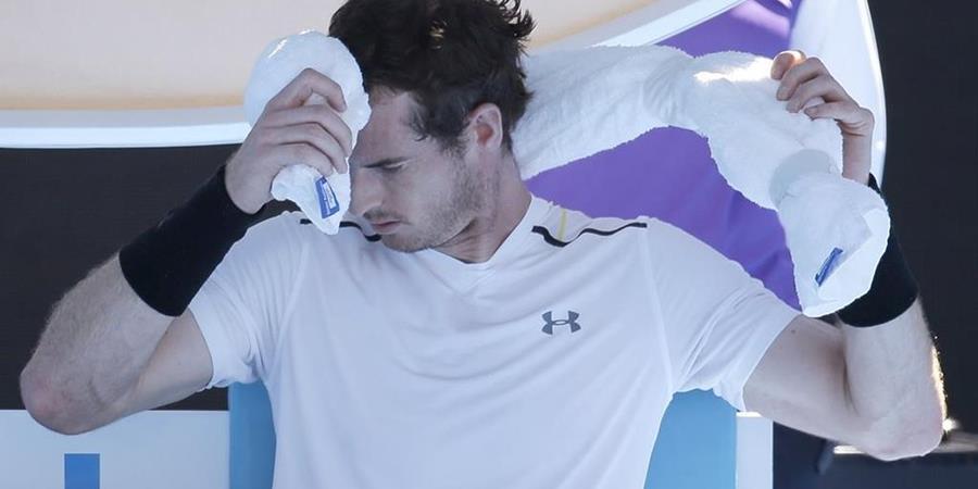 Andy Murray renuncia a exhibición previa a Wimbledon por problemas en la cadera. (Foto Prensa Libre: Hemeroteca)