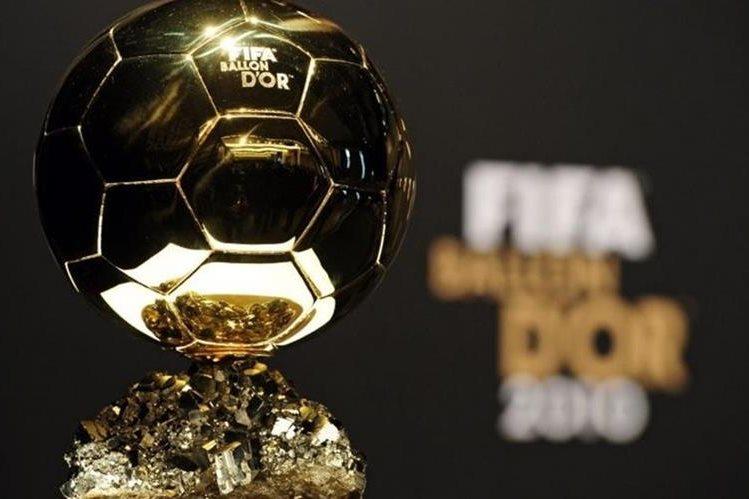 El Balón de Oro es uno de los premios más cotizados del mundo. (Foto Prensa Libre: Hemeroteca PL)