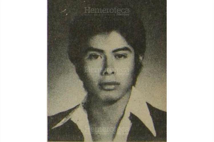 Salvador de Jesús Gutiérrez Estrada, uno de tantos desaparecidos en la década de 1980. (Foto: Hemeroteca PL)