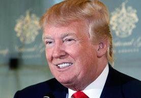 Desde su llegada al poder como presidente de EE. UU. el 20 de enero, Donald Trump ha causado controversia por sus órdenes ejecutivas. (Foto: Hemeroteca PL).