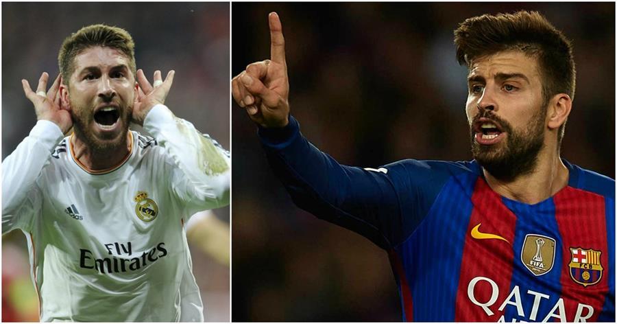 Sergio Ramos lanza 'dardo' a Piqué tras polémico tuit
