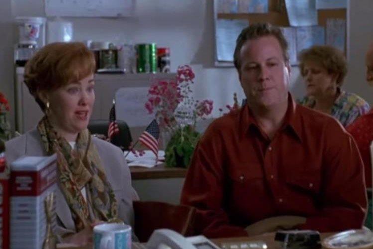 Catherin O´Hara y John Heard dieron vida a los padres de Kevin McCallister en Mi Pobre Angelito. (Foto Prensa Libre: YouTube).