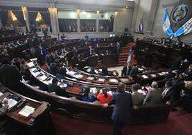 Congreso tiene solo noviembre para aprobar el presupuesto de 2017. (Foto Prensa Libre: Hemeroteca PL)