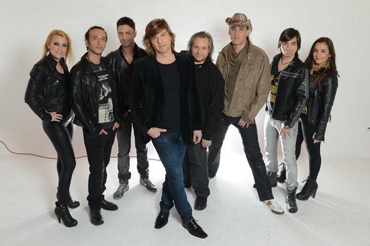 Los éxitos musicales del grupo argentino serán parte del repertorio del concierto que ofrecerá el jueves.