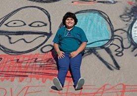 El actor, de 13 años, se forja una carrera en Hollywood.