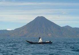 El Lago de Atitlán es reconocido por su belleza natural. (Foto: Hemeroteca PL)