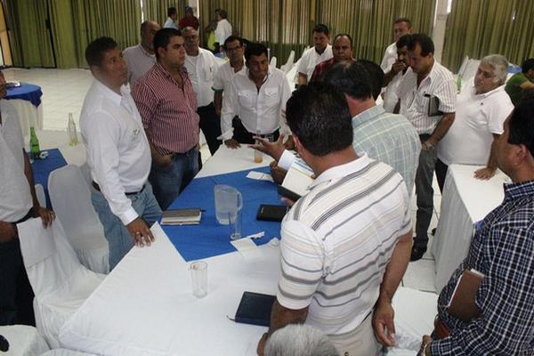 """<p>Los jefes ediles de nororiente se reunieron en Zacapa. (Foto Prensa Libre: Edwin Paxtor)<br _mce_bogus=""""1""""></p>"""