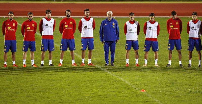La selección española será una de las cabezas de serie de la Eurocopa 2016. (Foto Prensa Libre: EFE)
