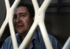 Gustavo Alejos permanecerá en prisión preventiva hasta el 12 de abril, cuando el MP deberá presentar la acusación formal. (Foto Prensa Libre: Érick Ávila)