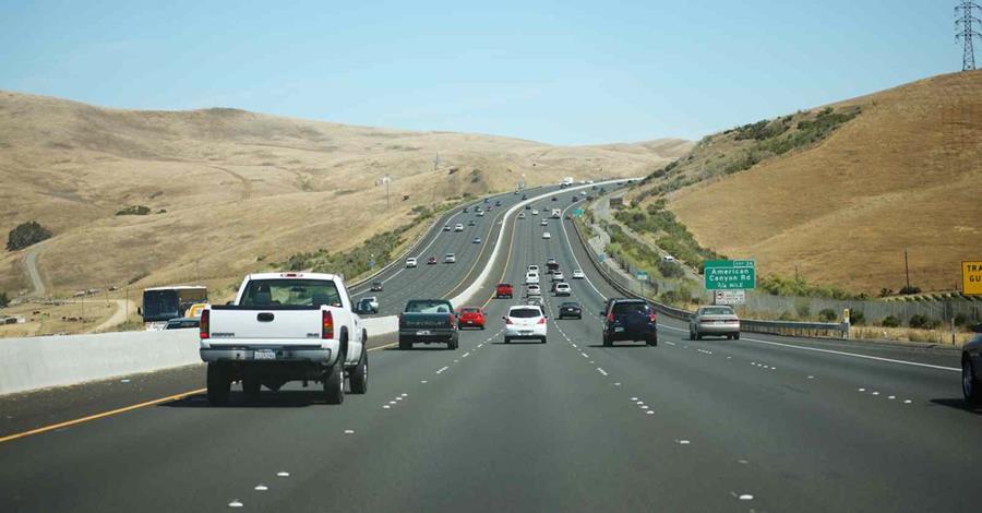 Automovilistas recorrieron más distancia que nunca en EE. UU. (Foto Hemeroteca PL)