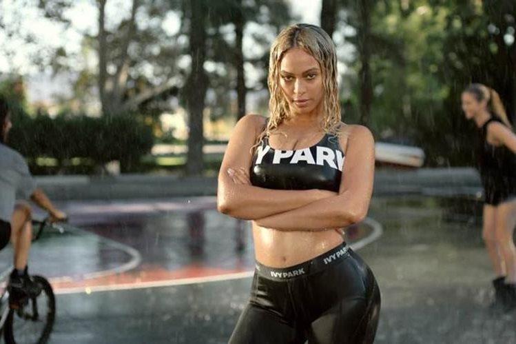 Beyoncé con nueva línea de ropa. (Foto Prensa Libre: Hemeroteca PL)