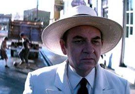 Película Neruda es protagonizada por el actor Luis Gnecco. (Foto Prensa Libre: Hemeroteca PL)