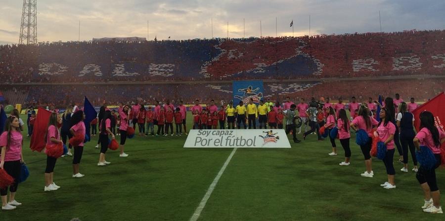 Todos los juegos del futbol colombiano se realizarán de día. (Foto Prensa Libre: Cortesía dimayor.com)