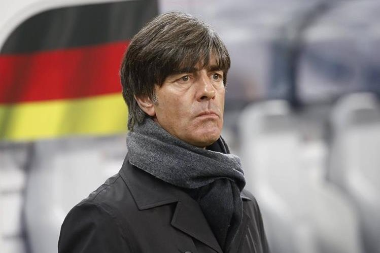 El técnico alemán Joachim Löw dio a conocer la lista de convocados para dos partidos amistosos de su selección. (Foto Prensa Libre: Hemeroteca)