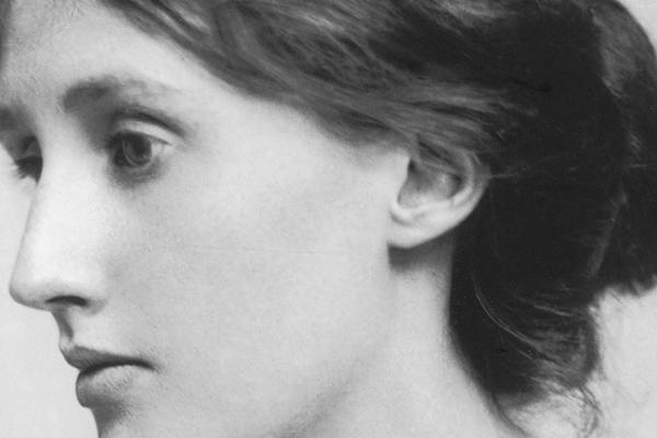 <p><strong>Virginia Woolf</strong></p>