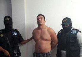 Pedro Benjamín Rivas se encuentra entre los 10 más buscados de El Salvador. (Foto Prensa Libre: PNC)