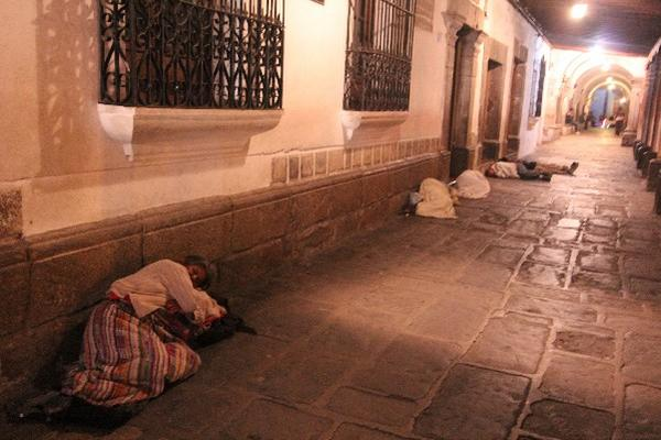 Albergue atenderá a personas sin hogar de Antigua Guatemala.