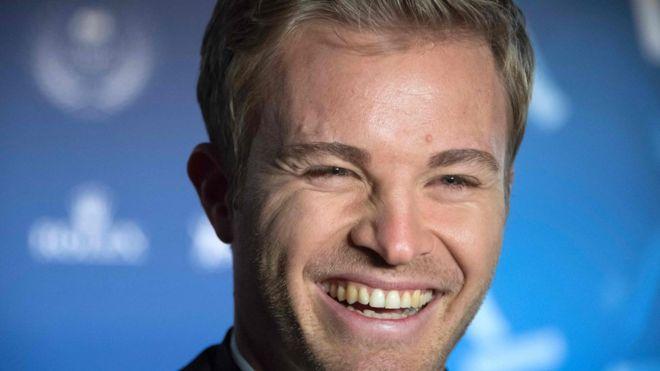 Nico Rosberg explicó que no tenía la intención de volver a soportar la presión que genera pelear por un título mundial. (AFP)