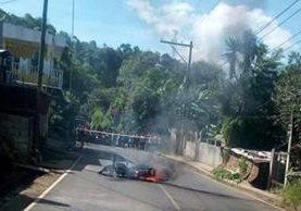 Vecinos atacaron a dos hombres, uno de los cuales murió y el otro fue hospitalizado. (Foto: PMT Villa Canales)