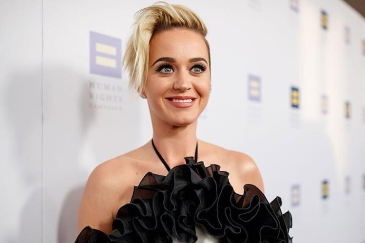 Katy Perry y su 'Bon Appétit'