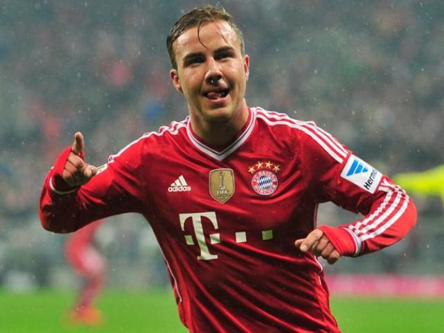 Mario Götze, dejaría a los bávaros por la Juve. (Foto: Hemeroteca PL)