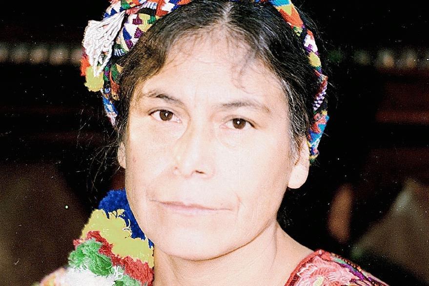 Manuela Alvarado López, diputada del FDNG, en una foto de marzo de 2005. (Foto: Hemeroteca PL)