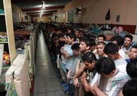 Reos que tengan medida sustitutiva podrán utilizar dispositivos electrónicos con GSP. (Foto Prensa Libre: HemerotecaPL)