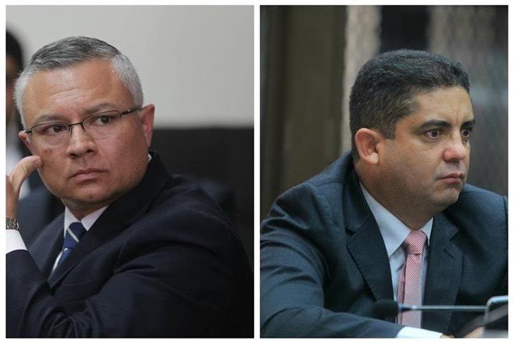 Salvador González, alias Eco y Juan Carlos Monzón, podrían tener nexos en El Salvador, vinculados con La Línea. (Foto Prensa Libre: Hemeroteca PL)