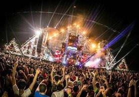 Serán dos días con música para todos los gustos. (Foto Prensa Libre: Facebook EMF)