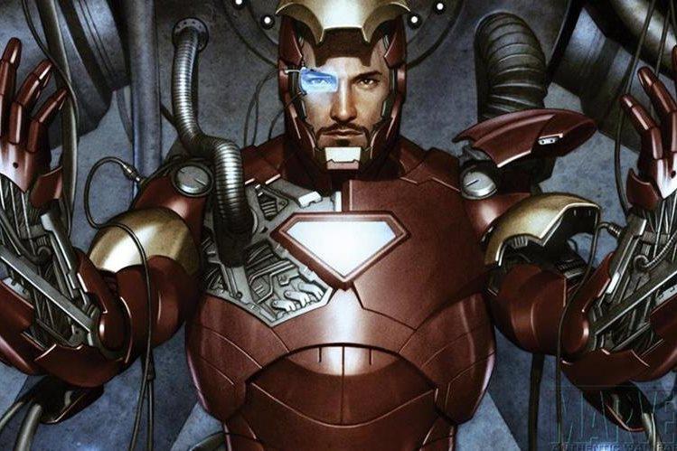El personaje de Tony Stark dejará la armadura de Iron Man. (Foto Prensa Libre: Marvel)