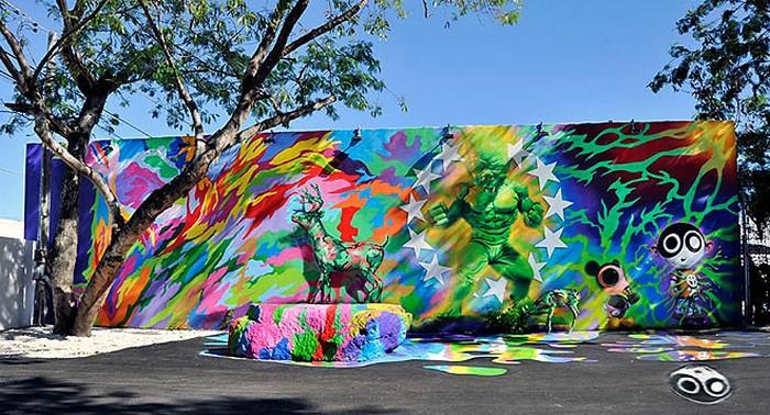 La Art Basel Week es uno de los eventos de arte más importantes de Miami. (Foto Prensa Libre: Art Basel Week)