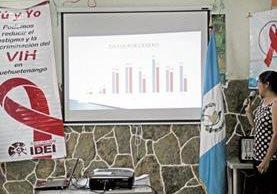 En Huehuetenango varias entidades imparten talleres de prevención a pobladores. (Foto Prensa Libre: Mike Castillo)