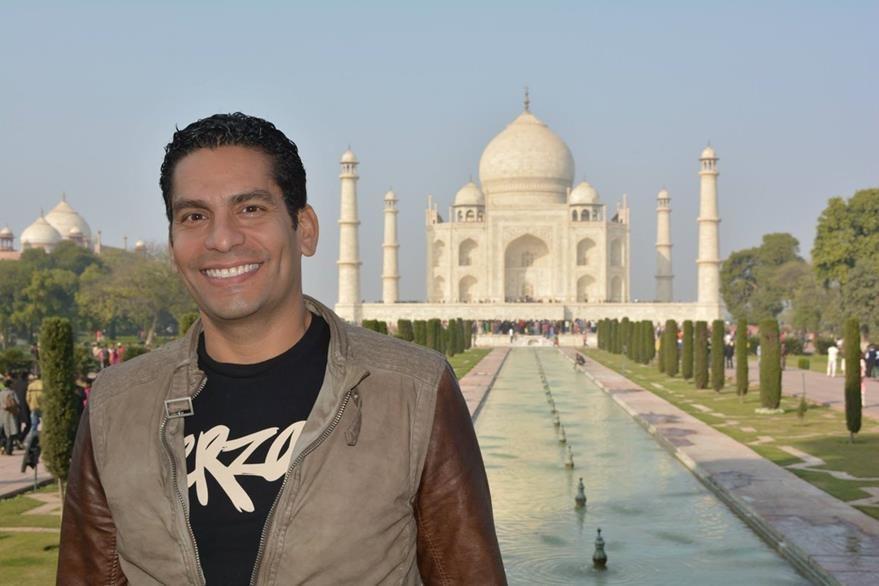 Ismael Cala ha llevado sus mensajes a más de 25 países. (Foto Prensa Libre: Cortesía de Ismael Cala).